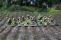 German Rifle Teams Lot 10986 Blue Table Painting Store