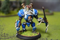 Cygnar Gallant Lot 11089 Blue Table Painting Store