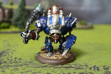Mercenaries Mangler Lot 11102 Blue Table Painting Store