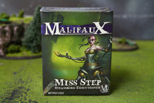 Arcanists Miss Step GenCon Exclusive Mini Lot 11111 Blue Table Painting Store