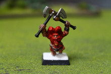 Dwarf Dragon Slayer Lot 11120 Blue Table Painting Store