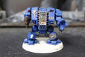 Space Marine Dreadnought Lot 11158 Blue Table Painting Store