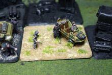Objective Markers Lot 11671 Blue Table Painting Store