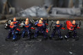 Space Marine Scouts Lot 11713 Blue Table Painting Store