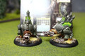 Cryx Deathrippers Lot 12244 Blue Table Painting Store