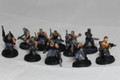 Imperial Guard Catachans x10 Lot 13268