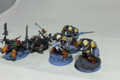 Space Marine Terminators x5 Lot 13642