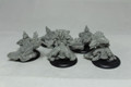 Circle Orboros Warpborn Skinwalkers x5 Lot 13718