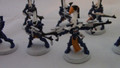 Eldar Dire Avengers x10 painted kinda OK-ish Lot 15030