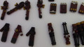 Tau Battlesuit Weapons painted and magnetized Lot 15086