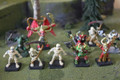 Warhammer Quest Heroquest monsters and villains  x10 Lot 15362