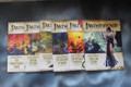 Council of Thieves adventure path Paizo x6 books Lot 15518