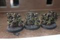 Nurglings x3 painted Lot 15560
