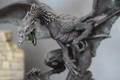 Black Dragon for D&D from a McFarlane scavenger dragon Lot FRP002