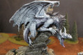 White Dragon for D&D (mountain dragon by creature caster) FRP006