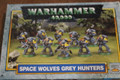 Grey Hunters x10 complete in box Lot 15581