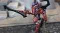 Alien Hunter in red armor Lot FRP016