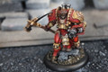 Sorcha in Man-o-War armor Khador Lot 15588