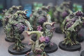 Plant Horrors (shambling mound) painted  x10 Lot FRP022