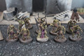 Nurgle Plaguebearers x 10 painted Lot 15592