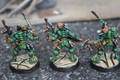 Eldar Striking Scorpions x6 painted Lot 15593