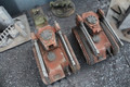 Hydra Flakk Tanks x2 painted Lot 15601