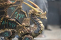 Clockwork Dragon painted Lot FRP033