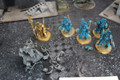 Ahriman and Scarab Occult Terminators Lot 15605
