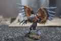Anthropomorphic Griffon Warrior painted Lot FRP037