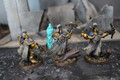 Stormcast Farstriders for Shadespire painted x3 LOT FRP049