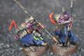 Keratis Warriors x2 painted FRP058