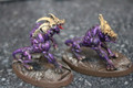 Tigers of Dirz painted x4 Lot FRP059