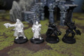 Imperial Guard Heroes x4 Lot 15616