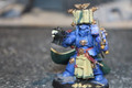 Space Marines Librarian Lot 15624 painted partially
