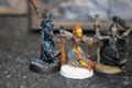 Two Eldar Warlocks and one Spiritseer Lot 15625