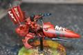 Eldar Autarch on Jetbike Lot 15627 painted