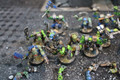 Ork Kill Team builder set painted x12 models Lot 15630