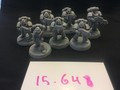 Space Marines x5 Lot 15648