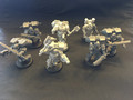 Blood Angel Space Marines x7 Lot 15663