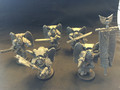 Blood Angel Space Marines x5 Lot 15666