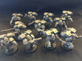 Blood Angels assault marines x10 Lot 15669