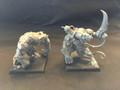 Skaven Rat Ogres x2 Lot 15671