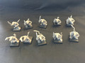 Skaven Clanrats  x10 Lot 15678