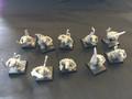 Skaven Clanrats x10 Lot 15681