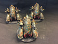 Nurgle Blight Hauler x3 painted Lot 15686