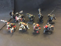 9 heavy orcs Lot 15713