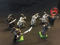 6x dark elves Lot 15719