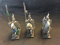 bretonnian knights x3 Lot 15722