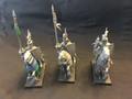 bretonnian knights x3 Lot 15722