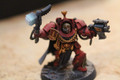 Blood Angels Captain in Terminator Armor painted Lot 15744